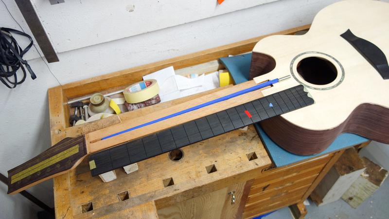 Анкер для гитары своими руками 136